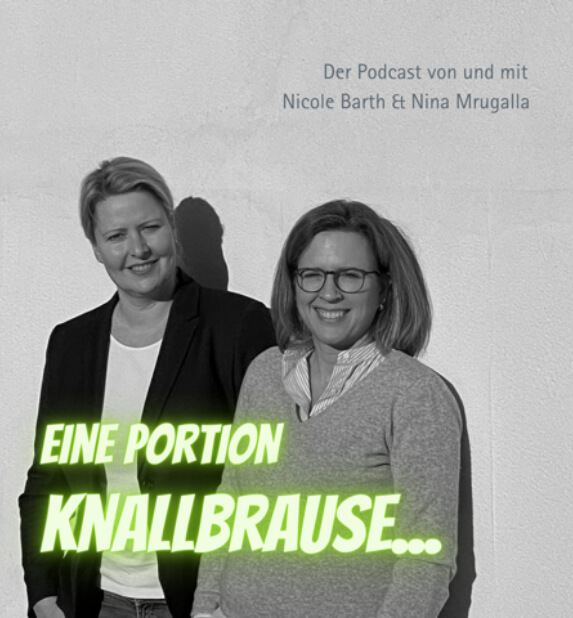 Podcast - Eine Portion Knallbrause